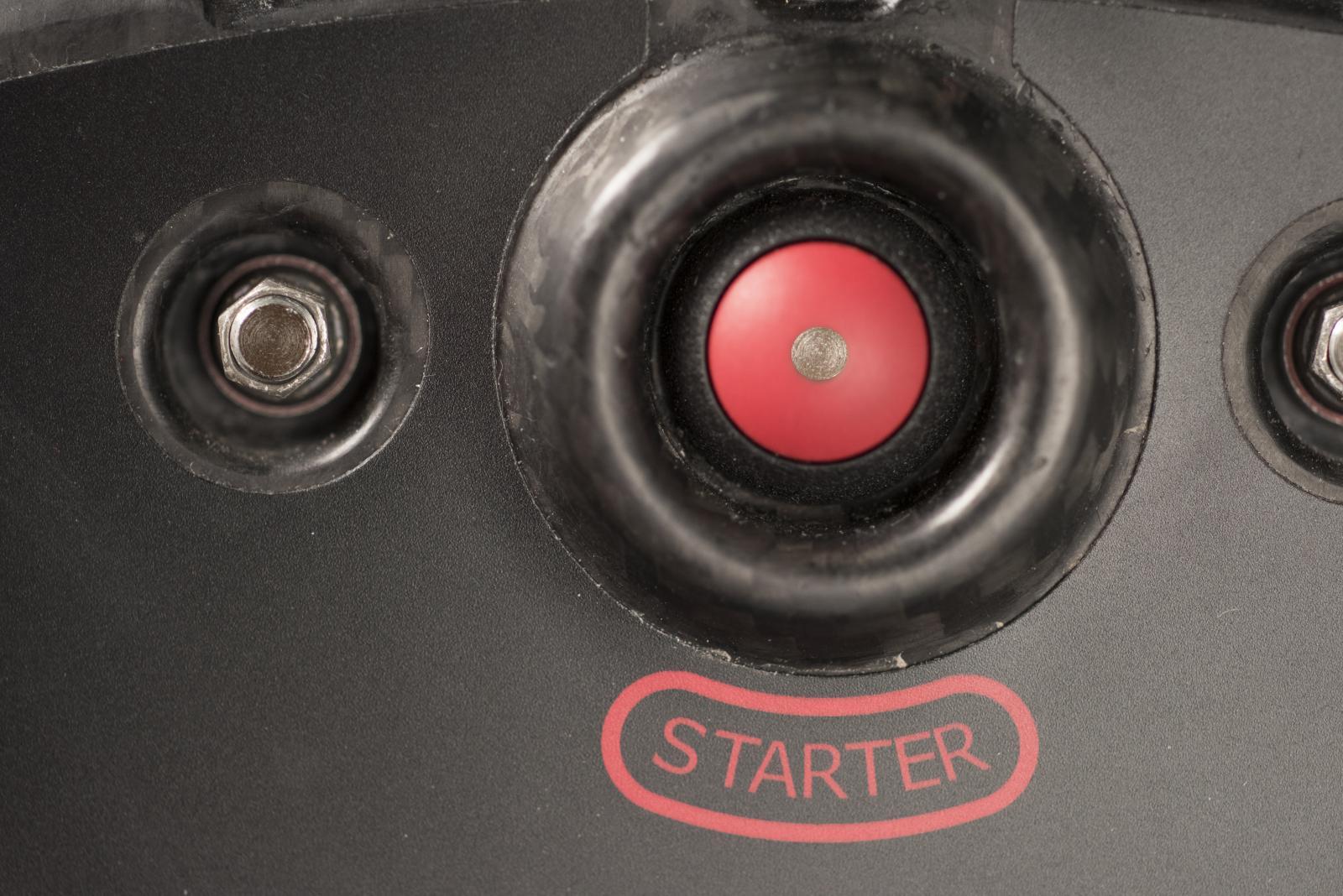 C3 WRC - boutons de commande