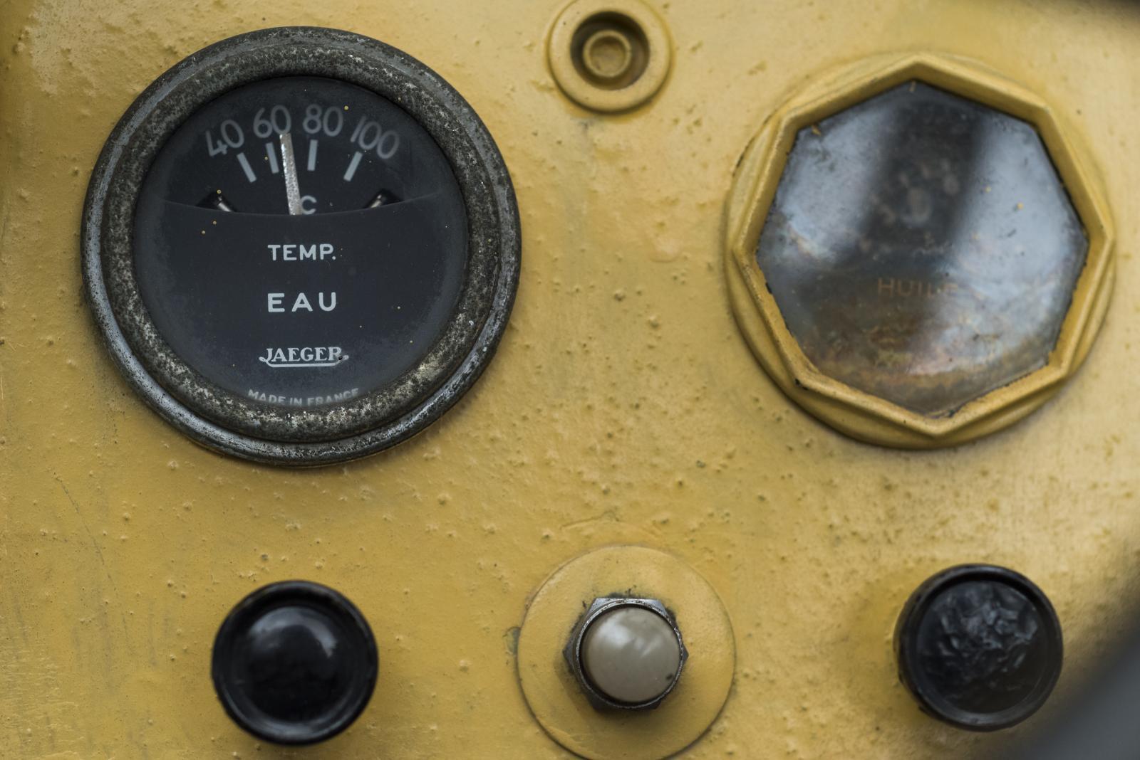 Tracteur Type J