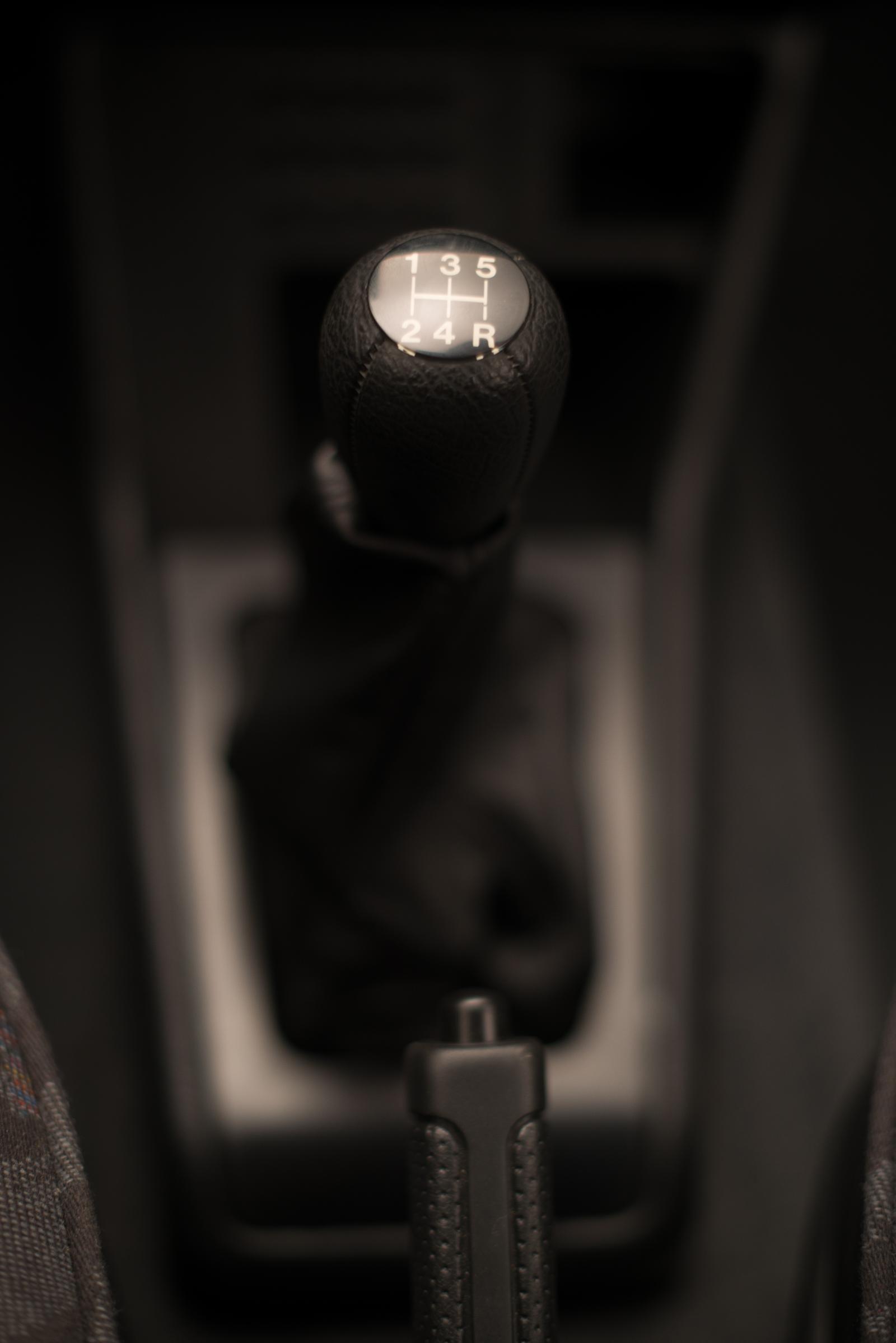 ZX levier de vitesse