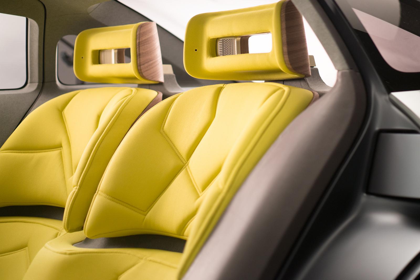 CXperience - sièges arrières