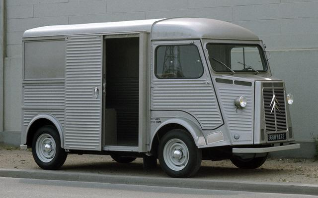 Type H 1964, der Nachfolger des TUC