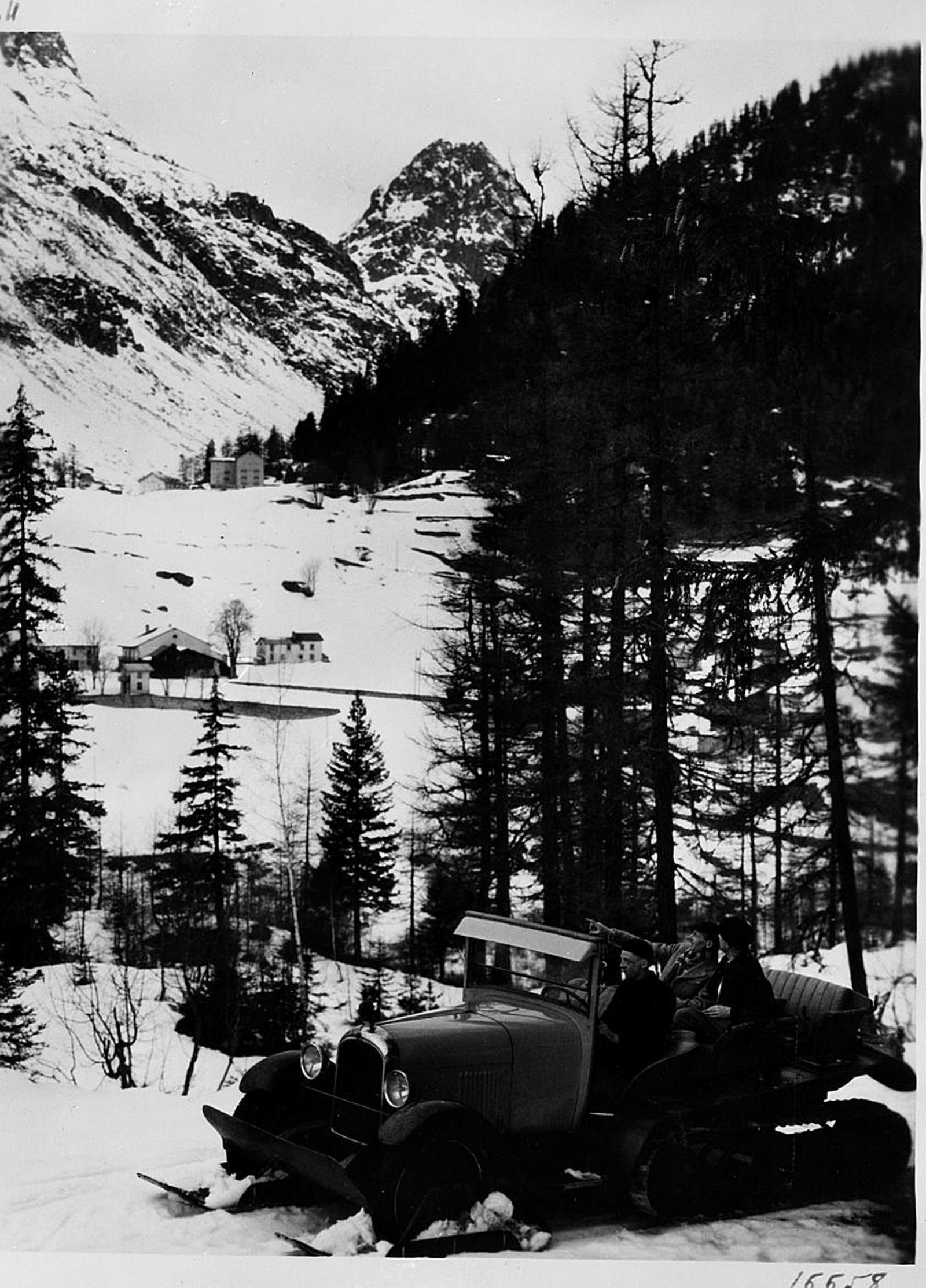 Type K1 - Col des Montets