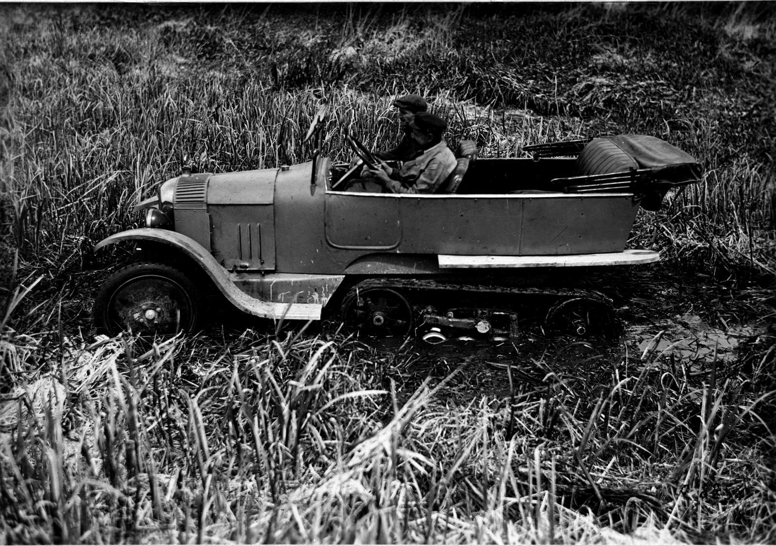 Type K1 Half-Track