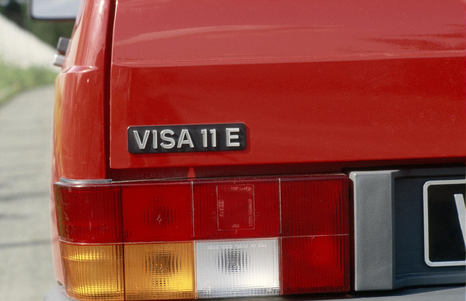 Visa 11 E 1983