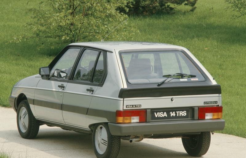 Visa  14 TRS 1986