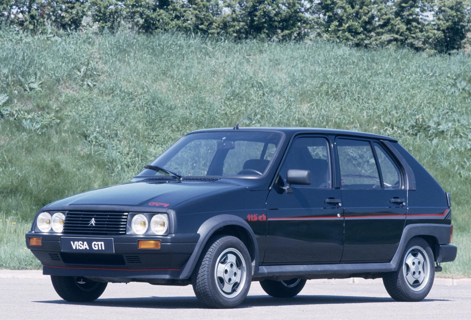 Visa GTI 1987