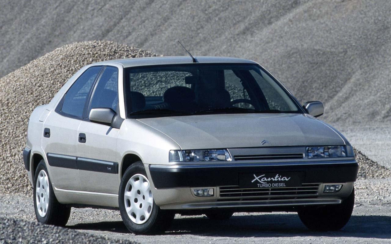 Xantia Turbo D VSX 1993