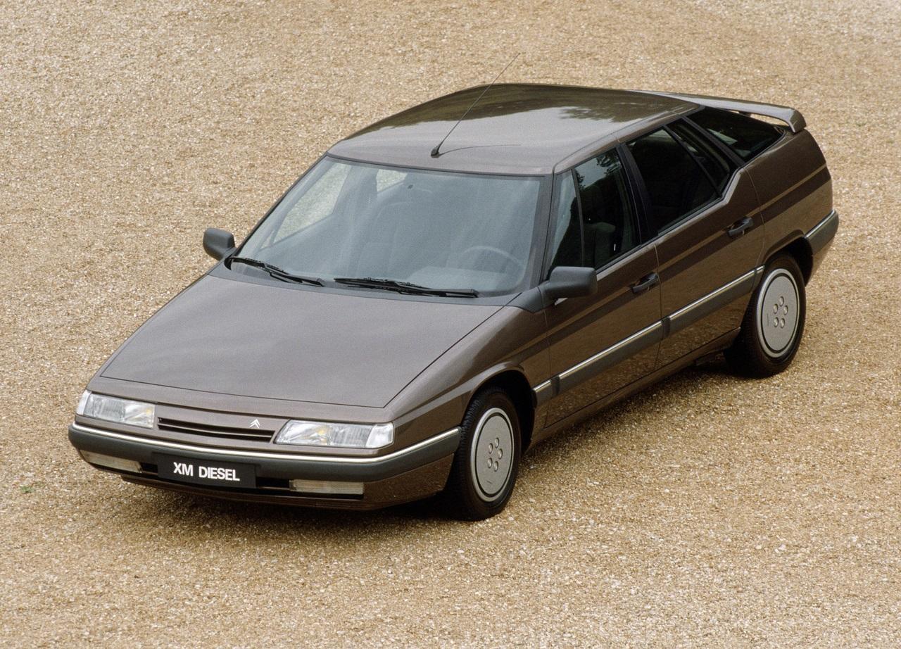 XM 1989 remplaçante CX