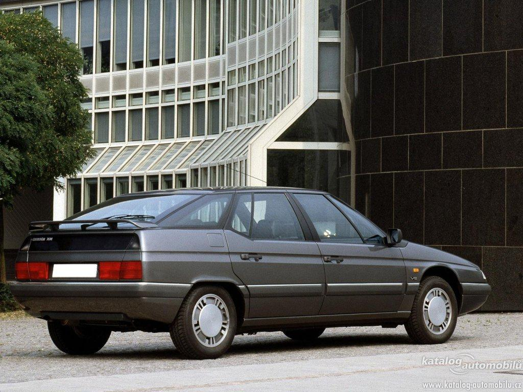 XM V6 3/4 arrière