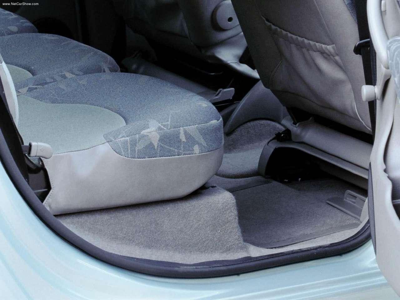Xsara Picasso 1999 siège arrière