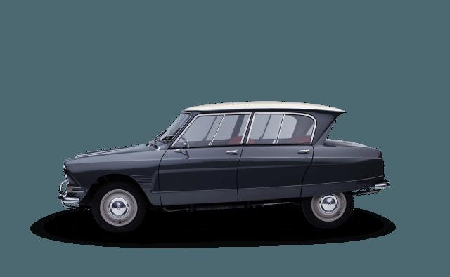 Citroën Ami 6 - Photos, détails et équipements - Citroën Origins